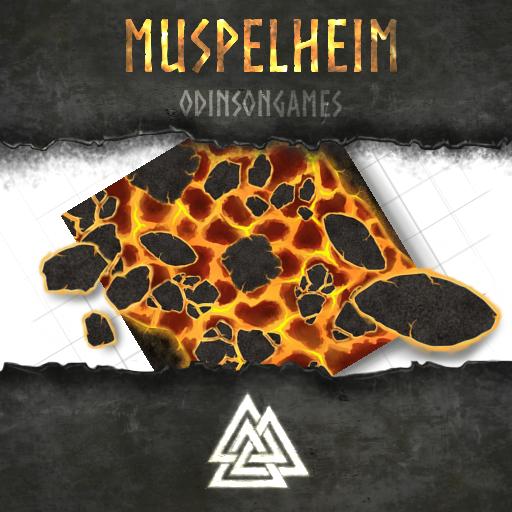 Odinson's Muspelheim