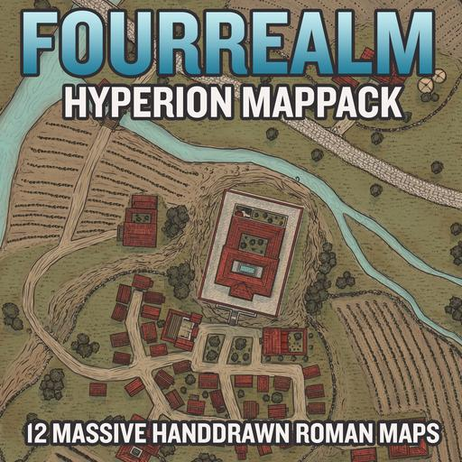 Hyperion Map Pack