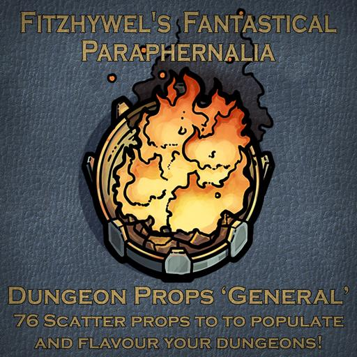 Fitzhywels Fantastical Paraphernalia Dungeon Props General