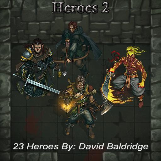 Heroes Pack 2