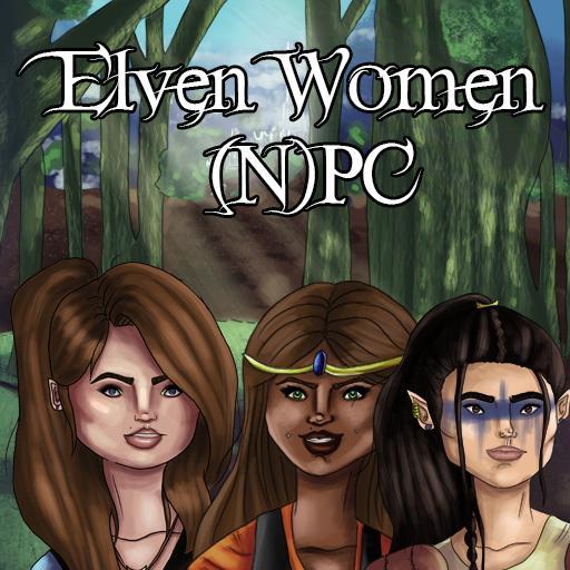 Elven Women (N)PC