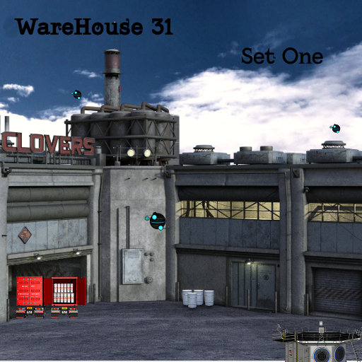 Warehouse 31: Set 1