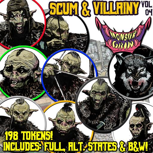 Scum & Villainy, Vol. 4