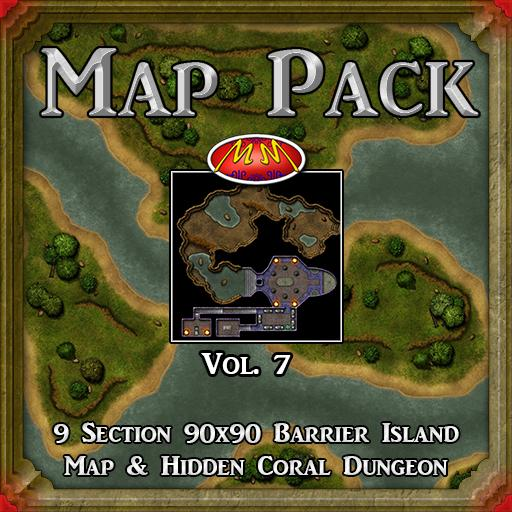 Map Pack Vol 7