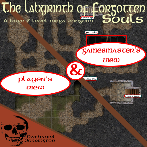 The Labyrinth of Forgotten Souls