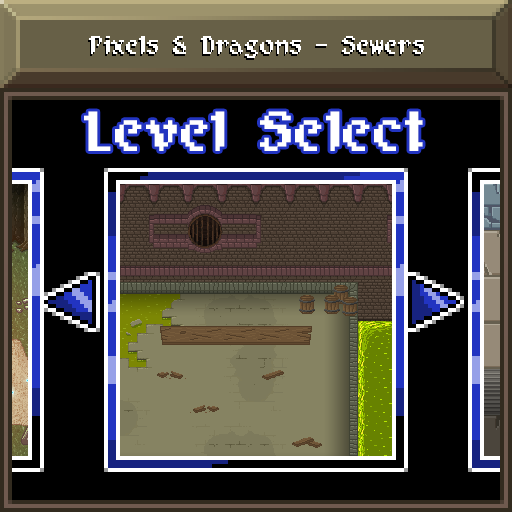 Pixels and Dragons - Sewers