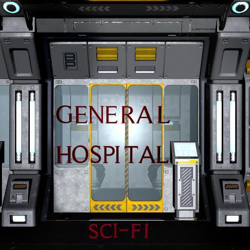 General Hospital: Sci-Fi Set