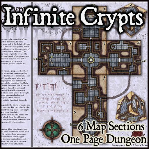 Infinite Crypts