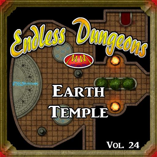 EDv24 Earth Temples