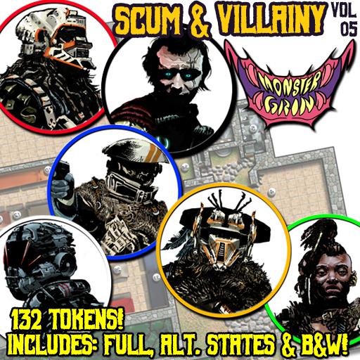 Scum & Villainy, Vol. 5