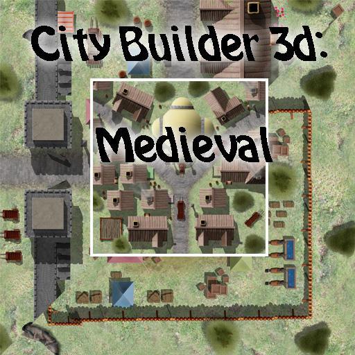 City Builder 3d: Medieval