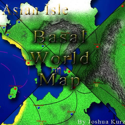 Basal World Map | Roll20 Marketplace: Digital goods for online
