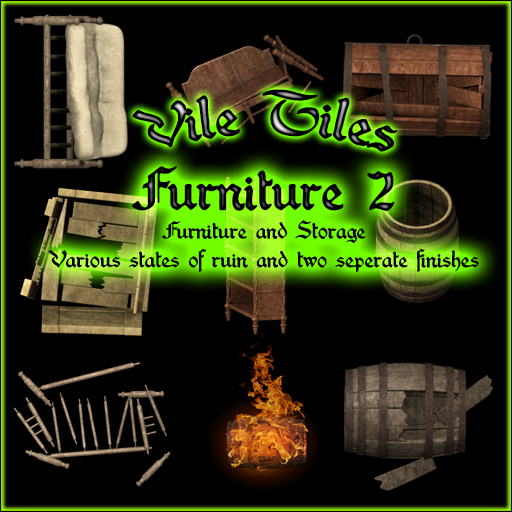 Vile Tiles: Furniture 2