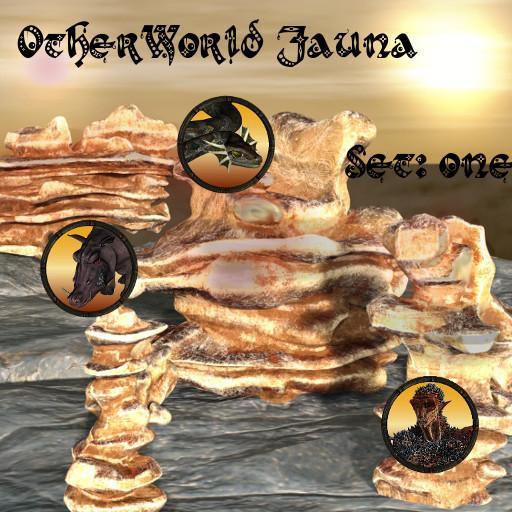 OtherWorld Fauna: Set 1