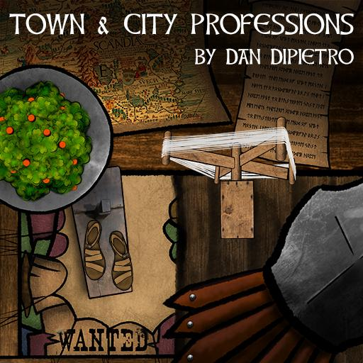 Town & City Professions