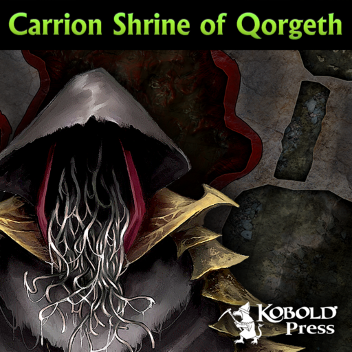 Eldritch Lairs: Carrion Shrine of Qorgeth