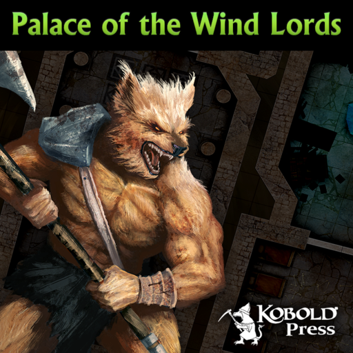 Eldritch Lairs: Palace of the Wind Lords