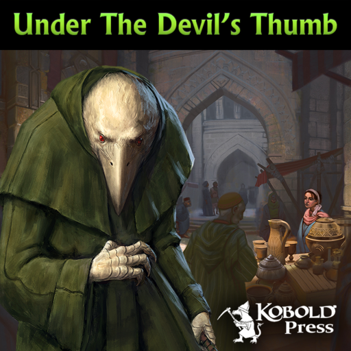 Eldritch Lairs: Under The Devil's Thumb
