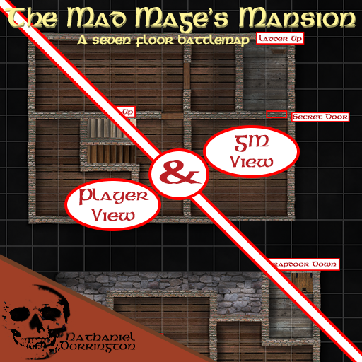 The Mad Mage's Mansion