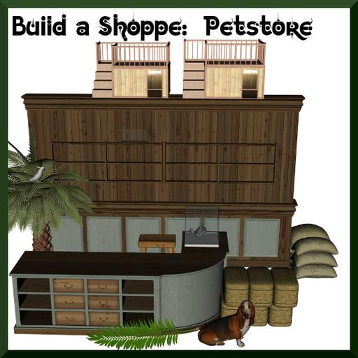 Build a Shoppe: Petstore