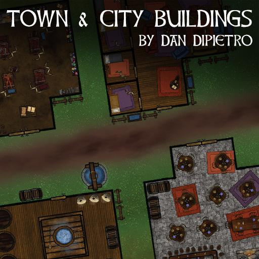 Town & City Buildings