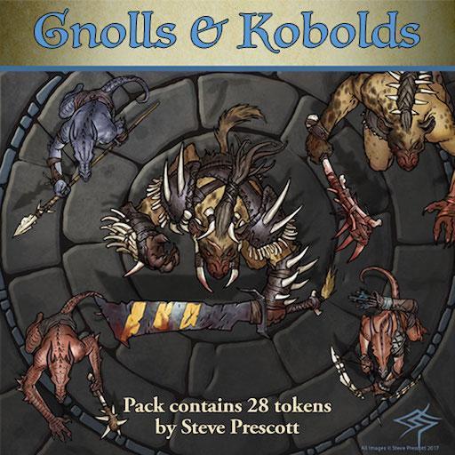 Gnolls & Kobolds