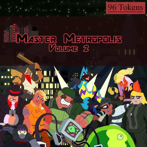 Master Metropolis Volume 2