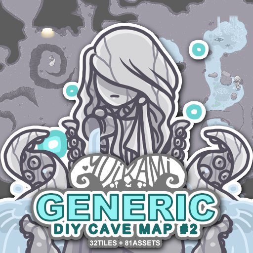 Generic DIY Cave Map 2
