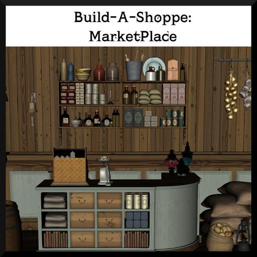 Build-A-Shoppe: Marketplace