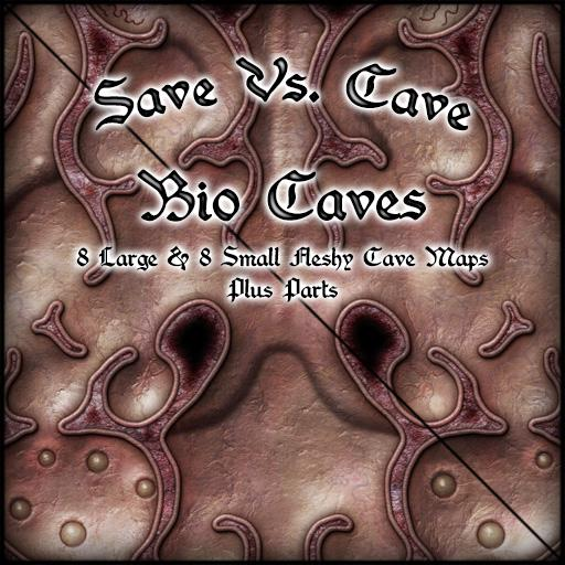 Save Vs. Cave Bio Caves