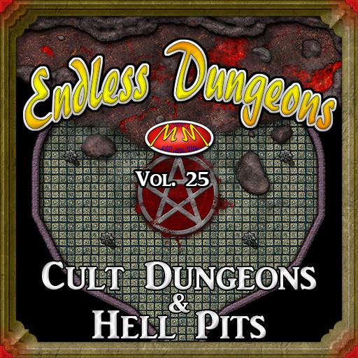 EDv25 Cult Dungeons & Hell Pits