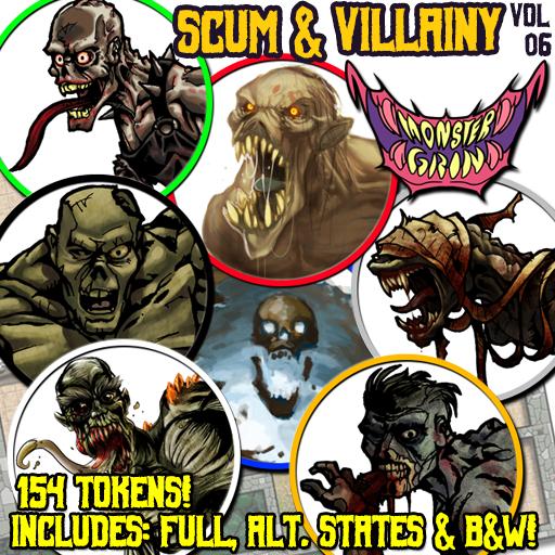 Scum & Villainy, Vol. 6
