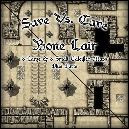 Save Vs. Cave Bone Lair