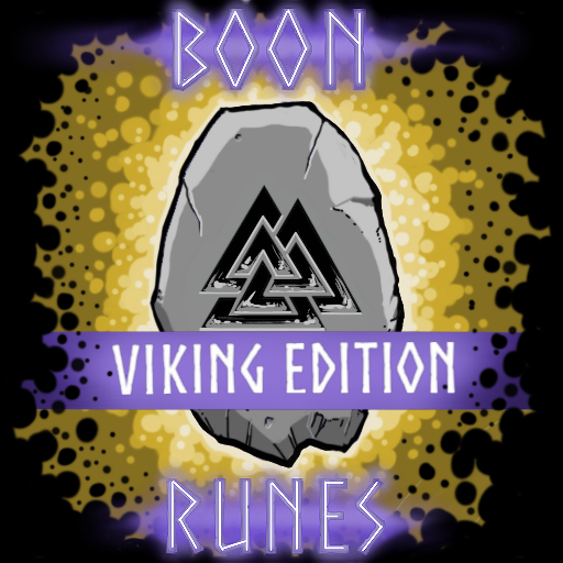 Boon Runes: Viking Ed.