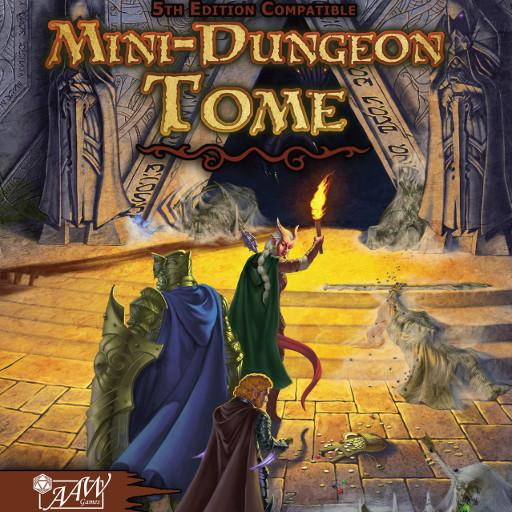 MDT 5E: Level 1 Adventures