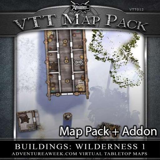 VTT Bundle: Wilderness 1