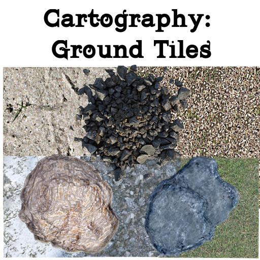 Cartography: Ground Tiles