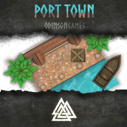 Odinson's Port Town