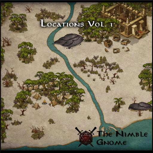 Locations Volume 1