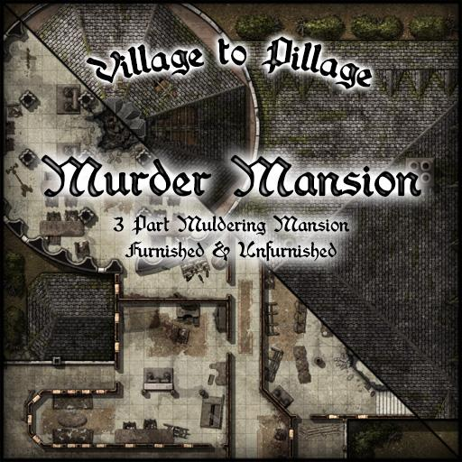 Village to Pillage Murder Mansion