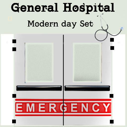 General Hospital: Modern Set
