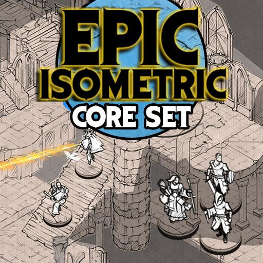 Epic Isometric Core Set