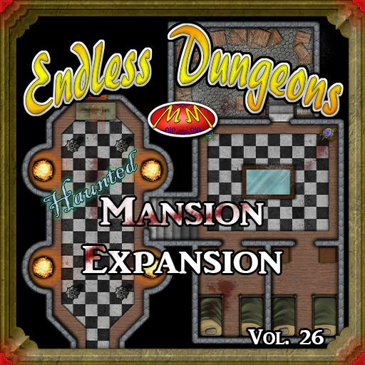 EDv26 Haunted Mansions