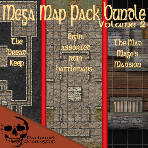 Mega Map Pack Bundle Vol 2