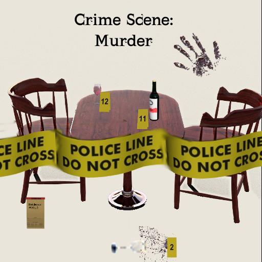 Crime Scene: Murder