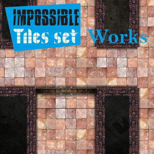 Impossible Tiles Set: Works