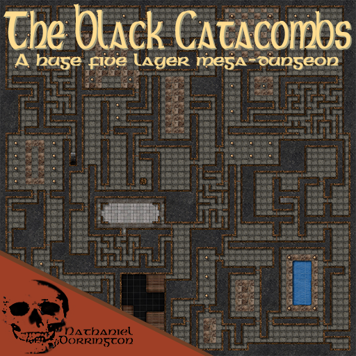 The Black Catacombs
