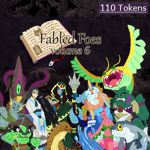 Fabled Foes Volume 6