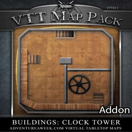 Buildings: Clock Tower
