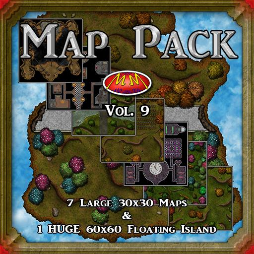 Map Pack Vol 9